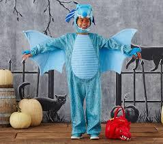 Dragon Halloween Costume Kids Toddler Dragon Costume Blue Pottery Barn Kids