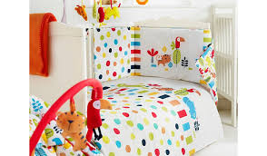 Asda Bed Sets Kite Safari Cosi Cot Baby George At Asda