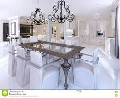 tavoli sala da pranzo sala da pranzo lussuosa con le sedie progettista e tavolo