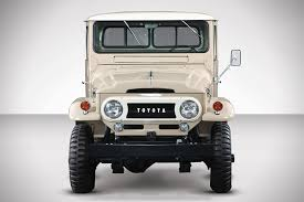 land cruiser toyota bakkie auction block 1964 toyota fj45 land cruiser pickup hiconsumption