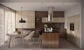 küche esszimmer für das esszimmer und die küche bestehen die möbel aus holz und