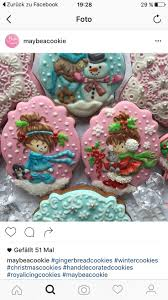 2312 best decorated christmas cookies images on pinterest