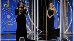 read oprah winfrey u0027s rousing golden globes speech kvia