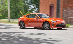 nissan 370z or toyota gt86 2017 toyota 86 automatic test review car and driver