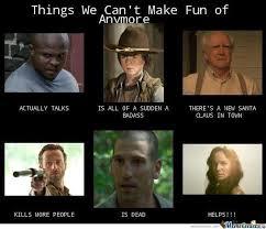 The Walking Dead Funny Memes - walking dead memes34