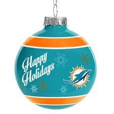 miami dolphins decorations gift bags ornaments