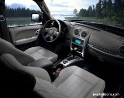 silver jeep liberty interior jeep horizons new 2005 jeep liberty