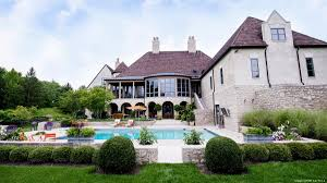 houses with big garages most expensive home for sale in delaware county has a 30 car