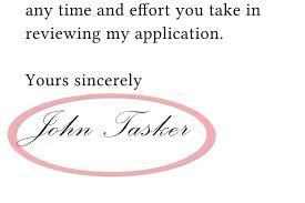 cover letter cover letter ending cover letter ending paragraph