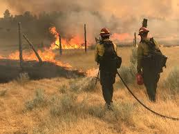 Wild Fire Near Billings Mt by Garfield County Fire Foundation Aims To Raise 500 000 Kulr8 Com