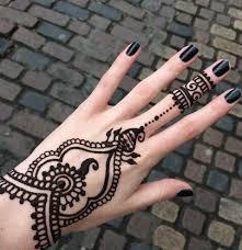 Tattoos Ideas For Hands Best 25 Easy Henna Tattoos Ideas On Pinterest Easy Henna