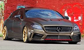 mercedes jeep gold fostla de foliation designs a wild mercedes benz cls in metallic