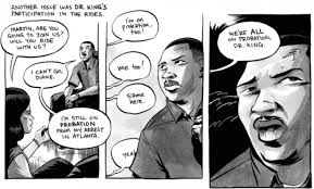 march book two march on washington hush comics