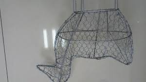 Bunny Topiary Frame Beautiful Animal Wire Topiary Frame For Garden Decoration Buy Wire