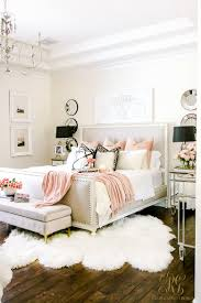 100 glam home decor get the look grown up glam living room rue