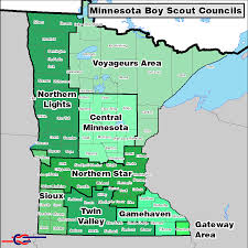 Mn State Park Map by Scouting In Minnesota Wikipedia