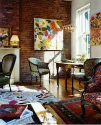 fabrics and home interiors fabric and wallpaper with floral design great interior ideas for