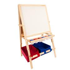 Desk Easel For Drawing Scenic Impressions Easel Storage Bins Wood Easel Storage Bins