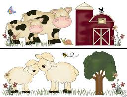 Kids Room Borders by Nursery Room Sheep Theme Wallpaper Border Wall Decals Baby