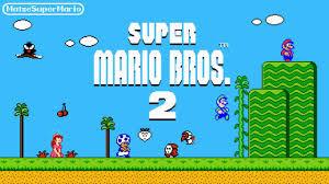 super mario bros 2 multiplayer original console games