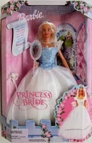 barbie princess bride 28251