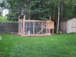 Backyard Chicken Magazine by Building A Backyard Chicken Coop Diy Urban Coop Part 2
