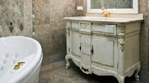 Shabby Chic Bathroom Furniture Shabby Chic Bathroom Vanities Regarding Vanity