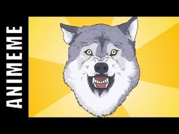 Courage Wolf Memes - courage wolf know your meme