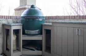 Green Egg Kitchen - outdoor cooking in greenwood village davinci remodeling