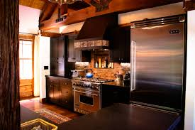 kitchen inviting rustic kitchen design ideas miraculous rustic full size of kitchen rustic regarding with gloom l shapes island and wooden floor also attic