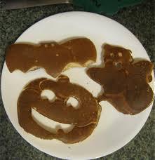 halloween pancakes lean for everyone voc