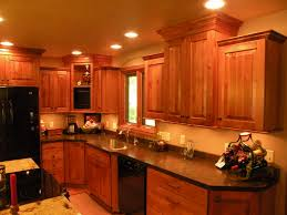 ash wood cherry glass panel door kraft maid kitchen cabinets