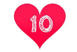 anniversaire mariage 10 ans invitation 10 ans de mariage noces d étain invitations