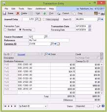 Journal Entry Template Excel How To Copy And Paste Journal Entries From Excel To
