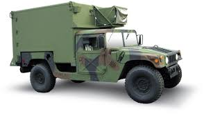 armored humvee interior s 788 military shelter hmmwv in scale