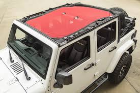 jeep wrangler 4 door top sun shade 4 door 07 17 jeep wrangler jku