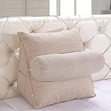 coussins pour canapé kenmont multifonctionnel coussins lombaires coussins de lecture