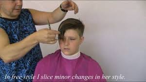 theo knoop new hair today cut my hair short the fun of being a model ingrid by theo
