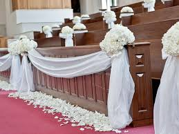 church pew decorations 178 best pew decorations images on church weddings