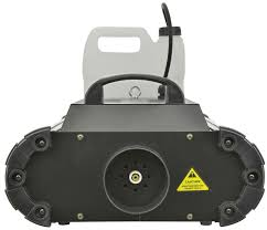 qtx qtfx 2000 mkii high power fog machine new