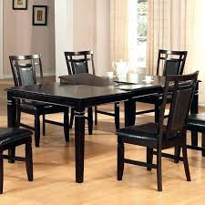 Dining Room Chair And Table Sets Espresso Dining Table Set Terrific Espresso Kitchen Table Set