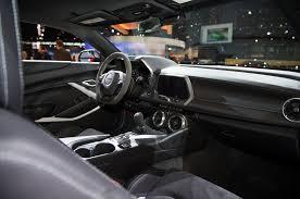 first chevy camaro 2017 chevrolet camaro 1le interior united cars united cars