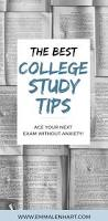 20 best study tips for college students college students and