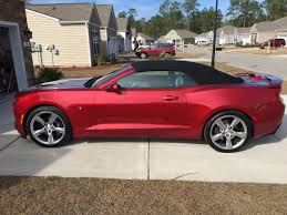 used chevy camaro for sale by owner 2016 chevrolet camaro ss sale by owner in myrtle sc 29587