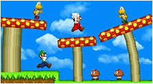 super mario bros characters art pictures game pics images