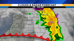 Map Of Metro Detroit by Metro Detroit Weather Big Warmup On The Way