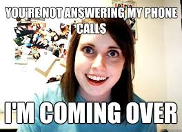 Answer Your Phone Meme - 17 things everyone who loves talking on the phone will relate to