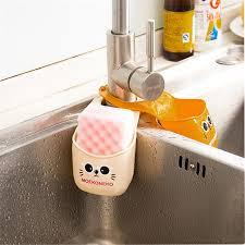 Online Get Cheap Sink Kitchen Sponge Holder Aliexpresscom - Kitchen sink sponge holder