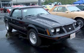1982 mustang glx 1983 mustang glx