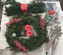 my diy woodlands christmas wreath i got crafty u2014 designed